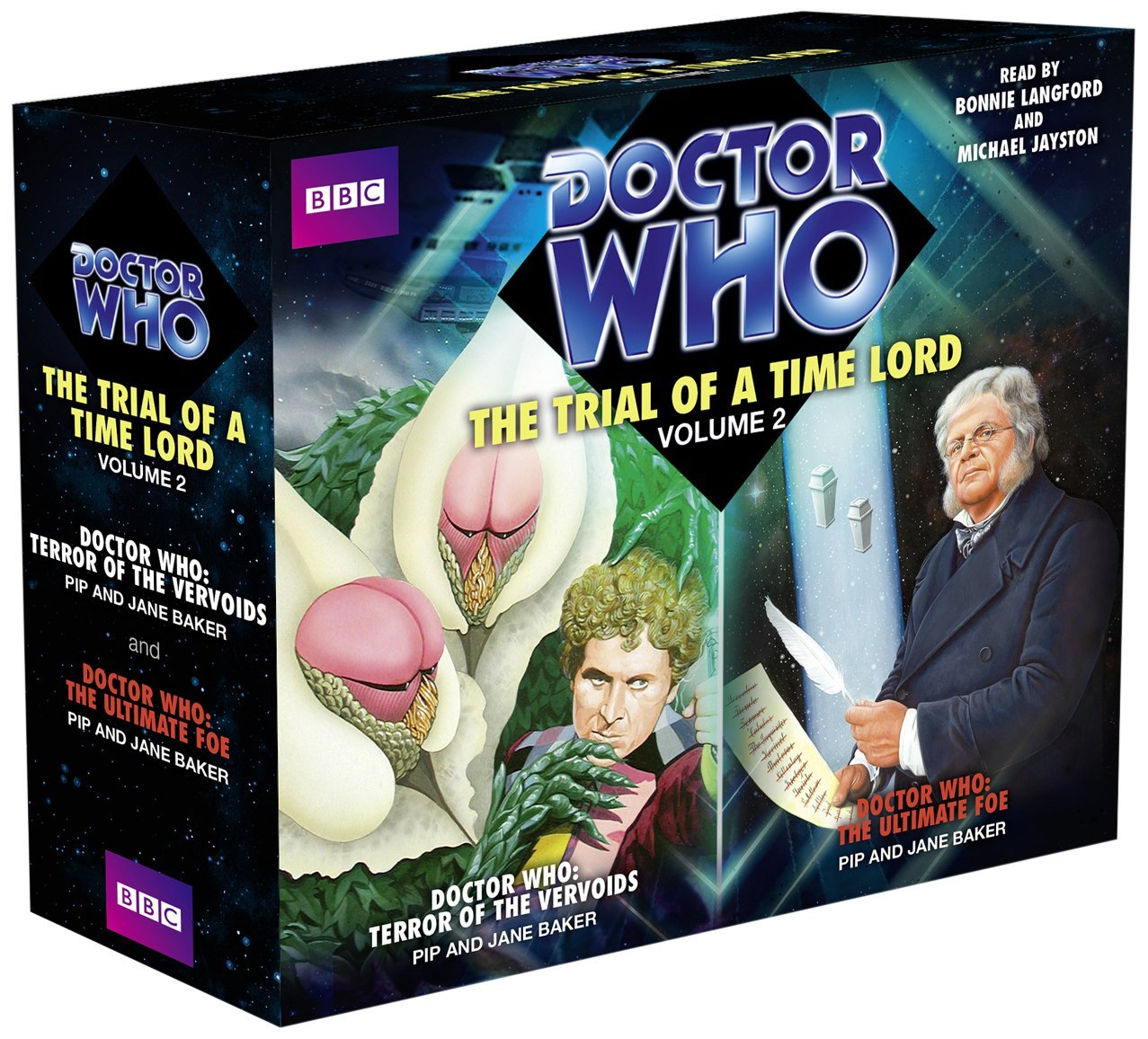 The Trial of a Time Lord (Volume Two) (Credit: AudioGo)