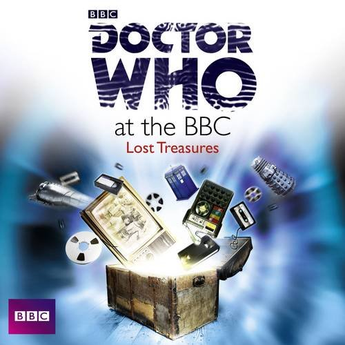 Doctor Who at the BBC: Lost Treasures (Credit: AudioGo)