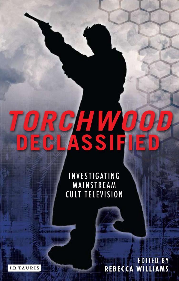 Torchwood Declassified (Credit: I.B. Tauris)