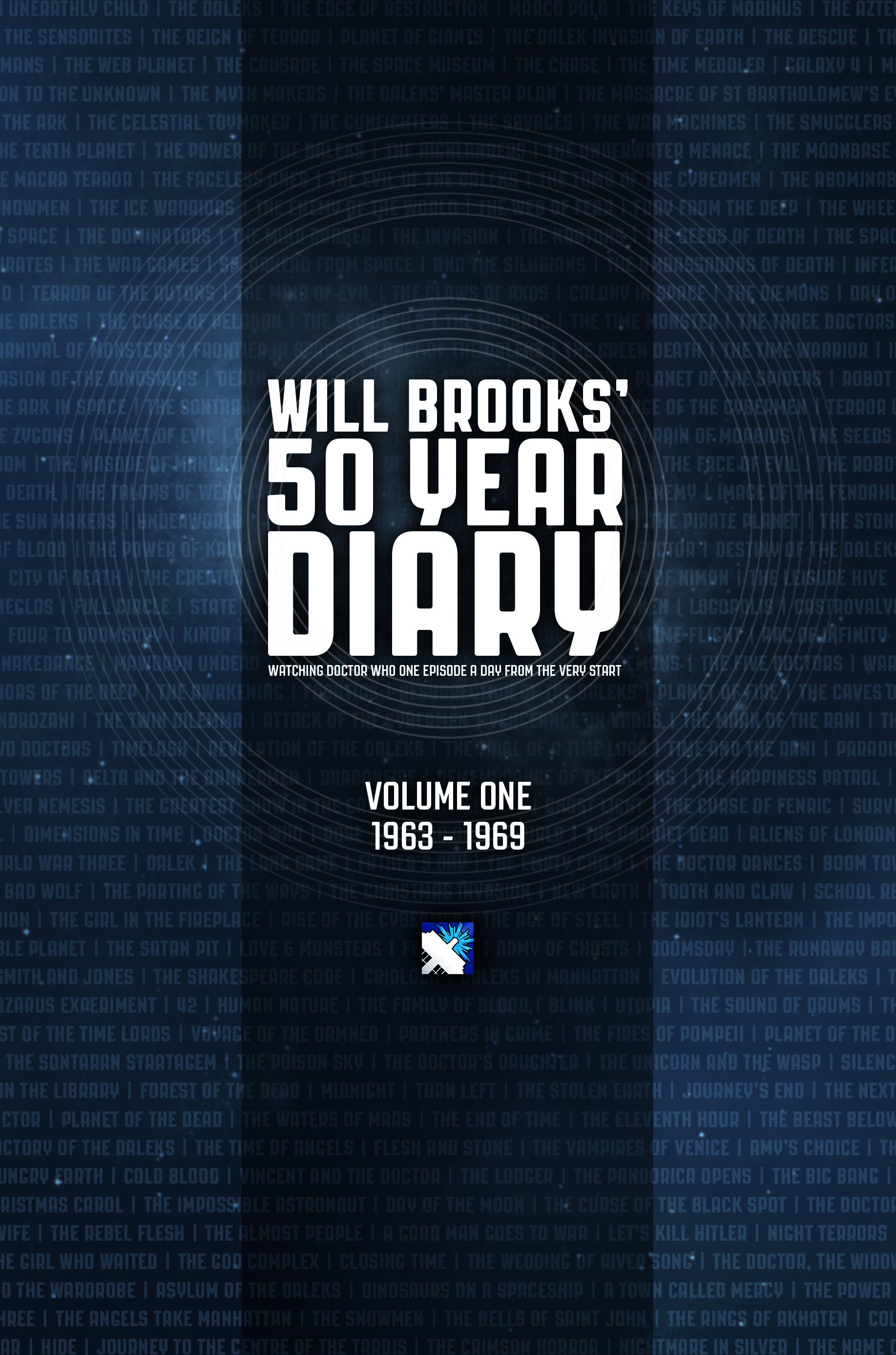 Will Brooks' 50 Year Diary - Volume One 1963-1969 (Credit: Pageturner Publishing)