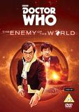 The Enemy of the World - R2 DVD Cover (Credit: BBC Worldwide)