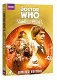 The Web of Fear - BBC Shop exclusive slipcase (Credit: BBC Shop)
