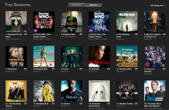 US iTunes Season Screen Shot 2013-10-11 (Credit: iTunes)