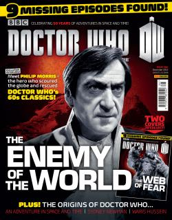 Doctor Who Magazine (The Enemy of the World Cover) (Credit: Doctor Who Magazine)