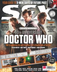 SFX 241 (newsstand cover) (Credit: Future Publishing)