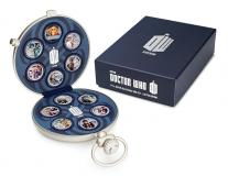 Eleven Doctors silver coin set, issued by New Zealand Mint in October 2013 (Credit: New Zealand Mint)