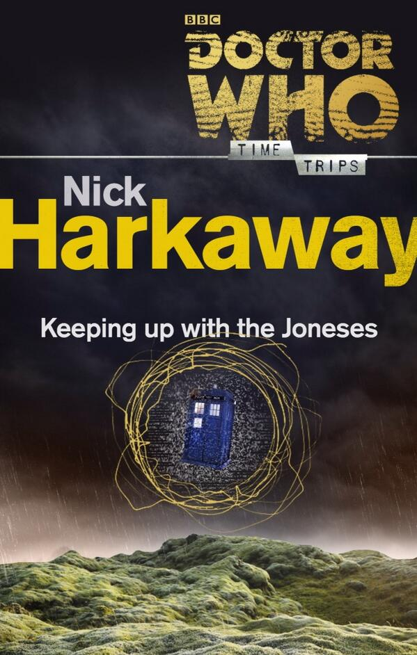 Doctor Who: Into the Nowhere by Jenny T. Colgan (Credit: BBC Books)