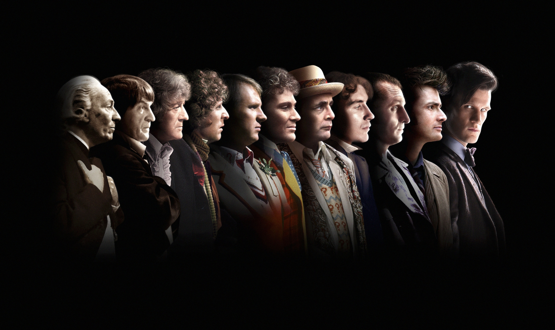 The Eleven Doctors: Celebrating 50 Years of Doctor Who (Credit: BBC/Matt Burlem)