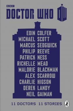 Doctor Who: 11 Doctors, 11 Stories (Credit: Puffin Books)