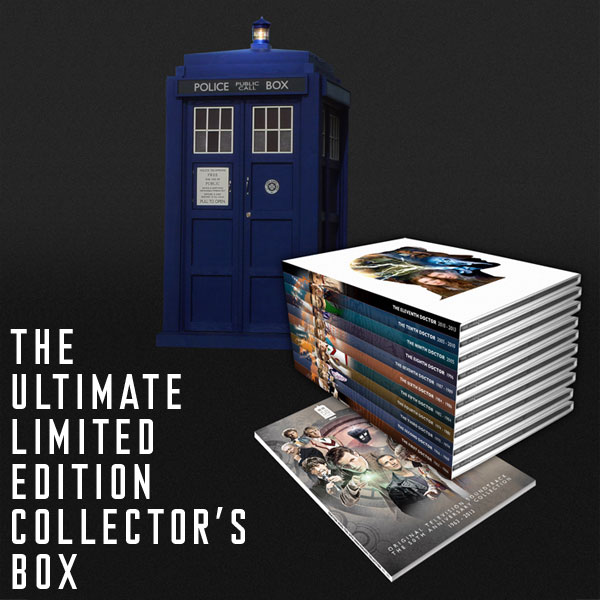 The Ultimate Limited Edition Collector's Box (Credit: Silva Screen)