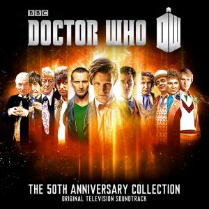 The 50th Anniversary Collection (Credit: Silva Screen)