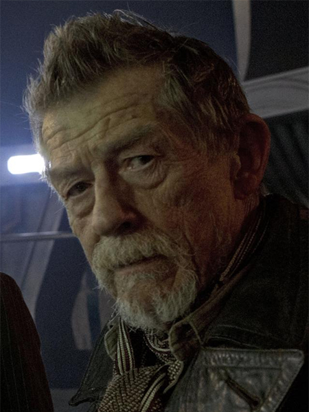 John Hurt as The Doctor in The Day of The Doctor (Credit: BBC/Adrian Rogers)