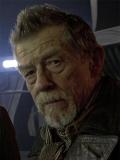 John Hurt as The Doctor in The Day of The Doctor