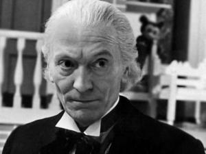 William Hartnell. Credit: BBC