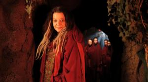 The Night of the Doctor: Clare Higgins as Ohila (Credit: BBC)