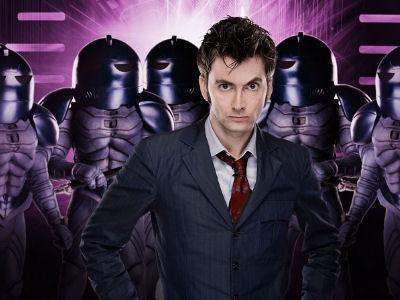 Doctor Who: The Sontaran Stratagem / The Poison Sky
