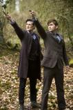The Day of The Doctor: Matt Smith and David Tennant as The Doctor