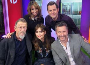 The One Show: Doctor Who Special