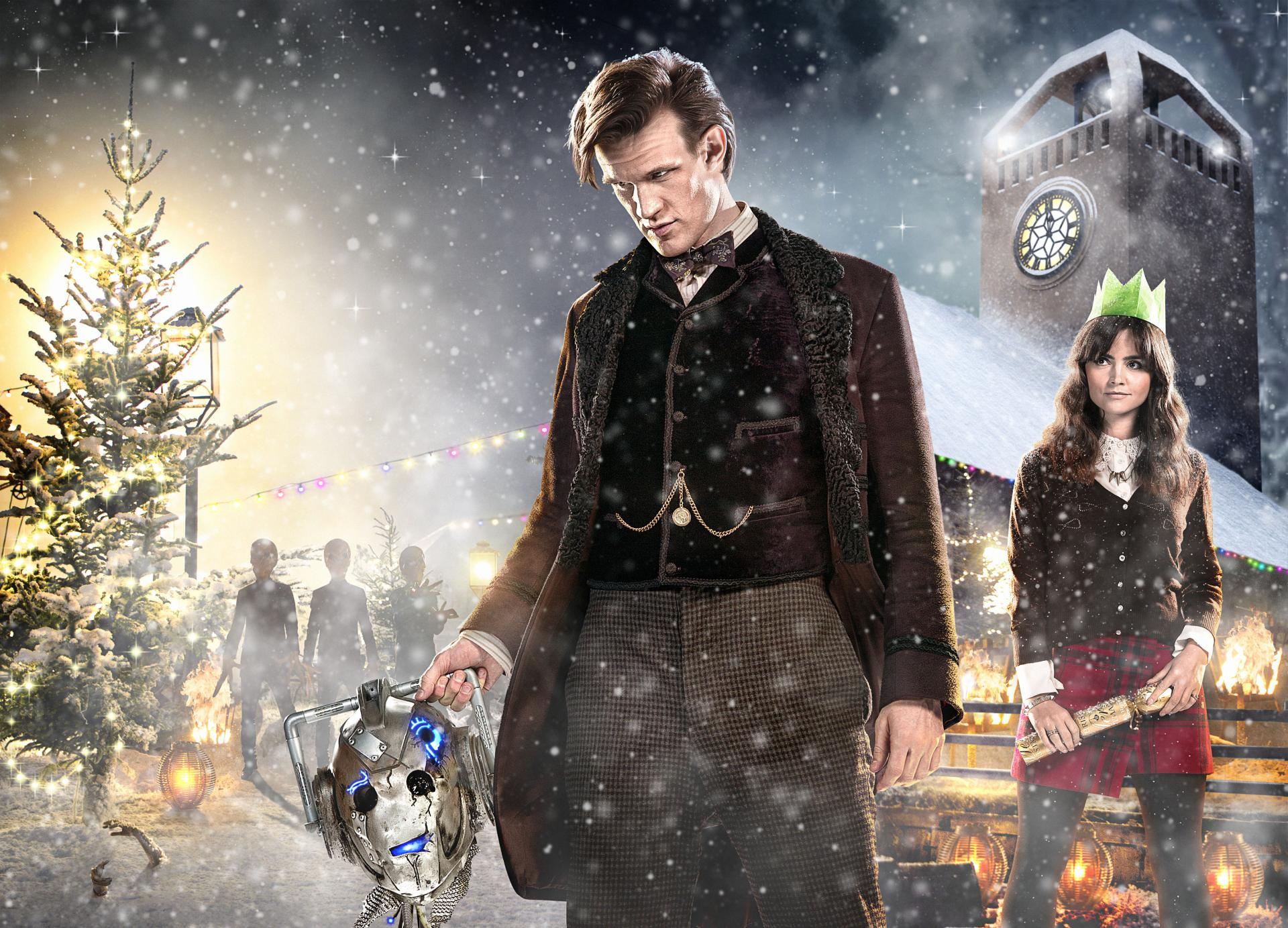 The Time of The Doctor - Promotional Image (Credit: BBC/Ray Burmiston)