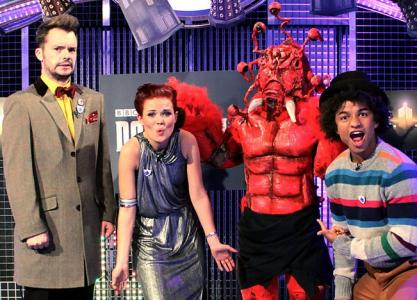 Doctor Who: Doctor Who - A Blue Peter Party