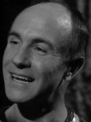 Barry Jackson (1938-2013) - Image Credit: BBC