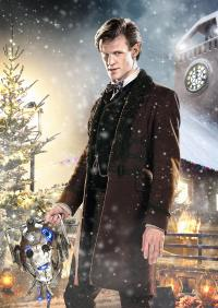 Christmas Special 2013 - Promotional Image (Credit: BBC/Ray Burmiston)