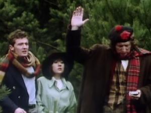Tom Baker Movies: Terror Of The Zygons