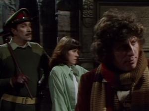 Terror of the Zygons: Part Three