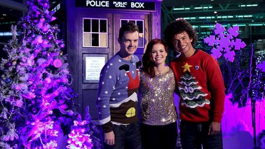 Doctor Who: Blue Peter (19 Dec 2013)