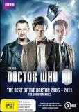 The Best Of The Doctor Specials DVD (R4 Cover)