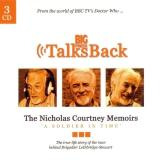 The Nicholas Courtney Memoirs - A Soldier in Time (Credit: Big Finish)