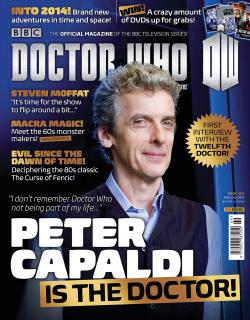 Doctor Who Magazine 469 (Credit: Doctor Who Magazine)