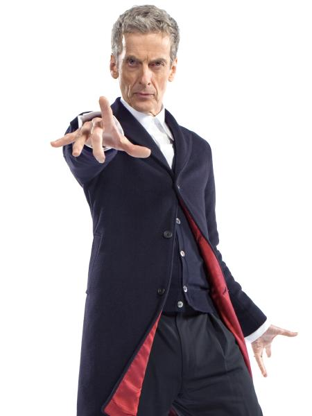 The Doctor - Image Credit: BBC/Steve Brown