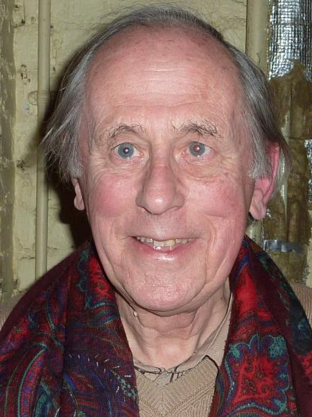 Milton Johns - Image Credit: Chuck Foster