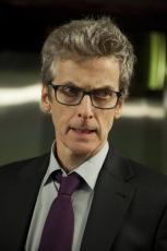 Peter Capaldi in The Fifth Estate (Image: Grapevine)
