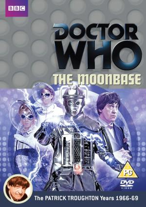 The Moonbase - R2 Cover (Credit: BBC Worldwide)