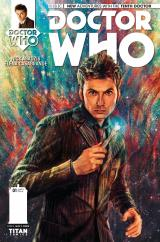Titan Comics' Doctor Who series for the 10th Doctor