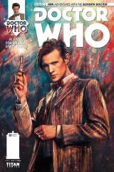 Titan Comics' Doctor Who series for the 11th Doctor