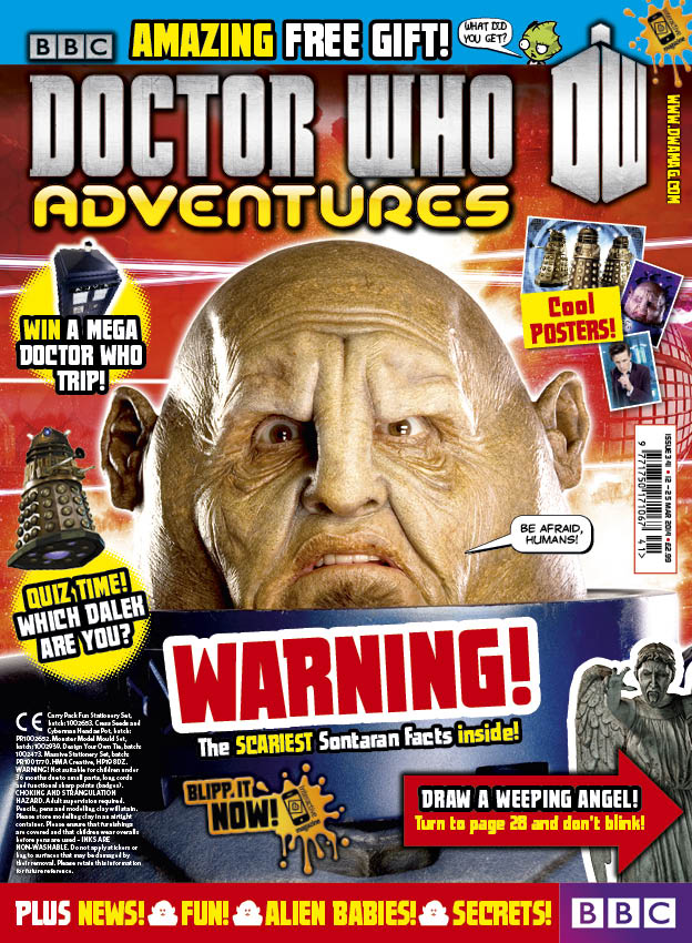 Doctor Who Adventures 341