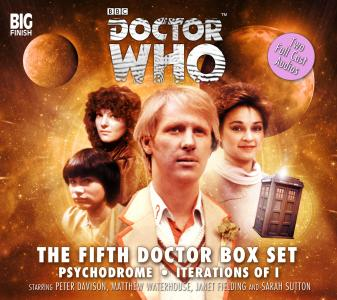 Doctor Who: The Fifth Doctor Boxset