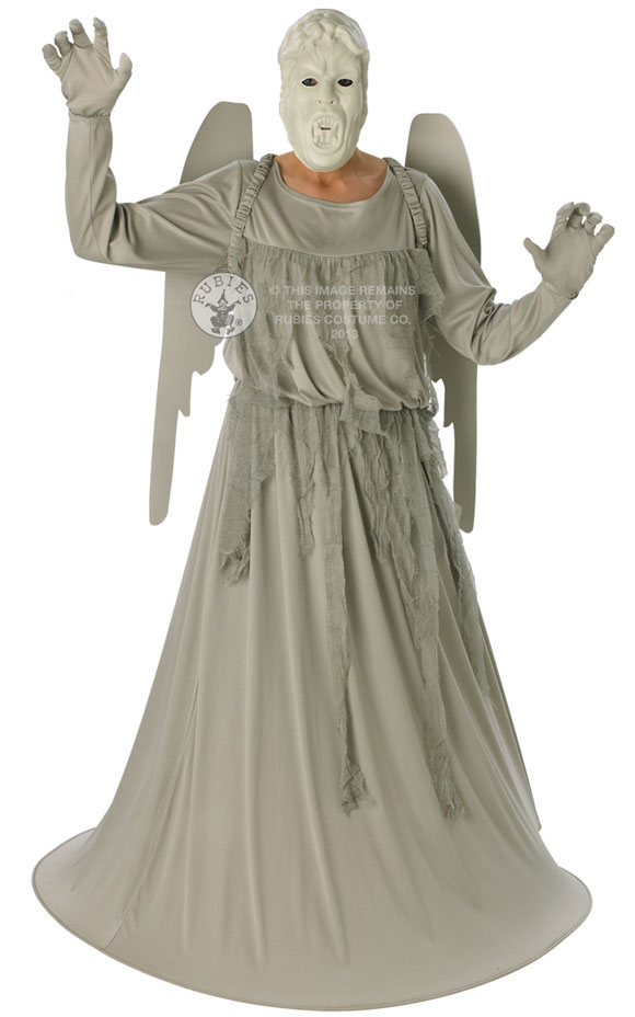 Weeping Angel (Credit: Rubies Costumes)