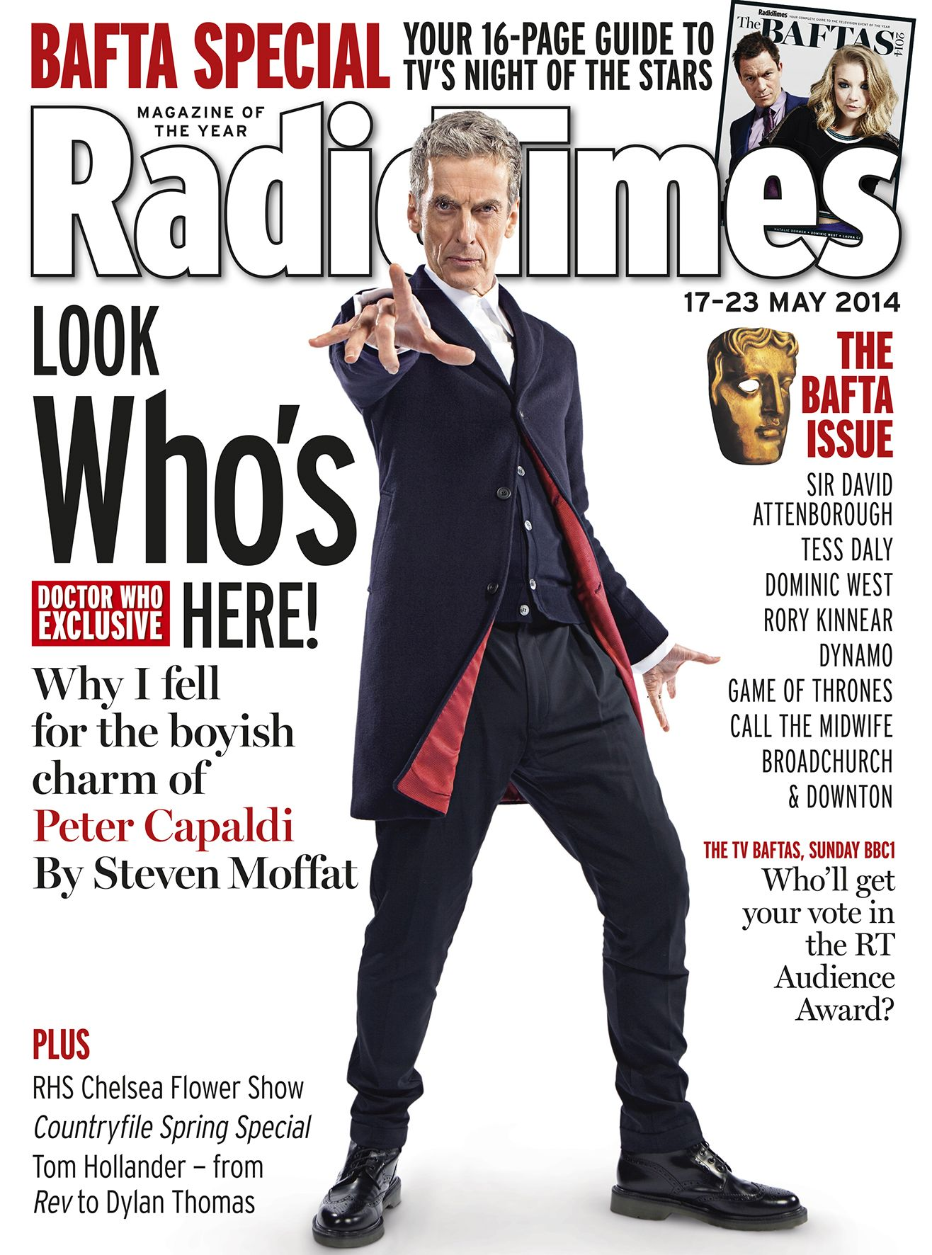 Radio Times (17-23 May 2014) (Credit: Radio Times)