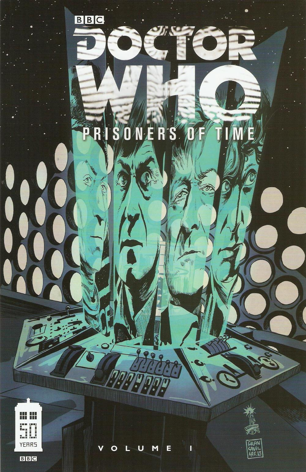 Prisoners of Time (Vol 1) (Credit: IDW)