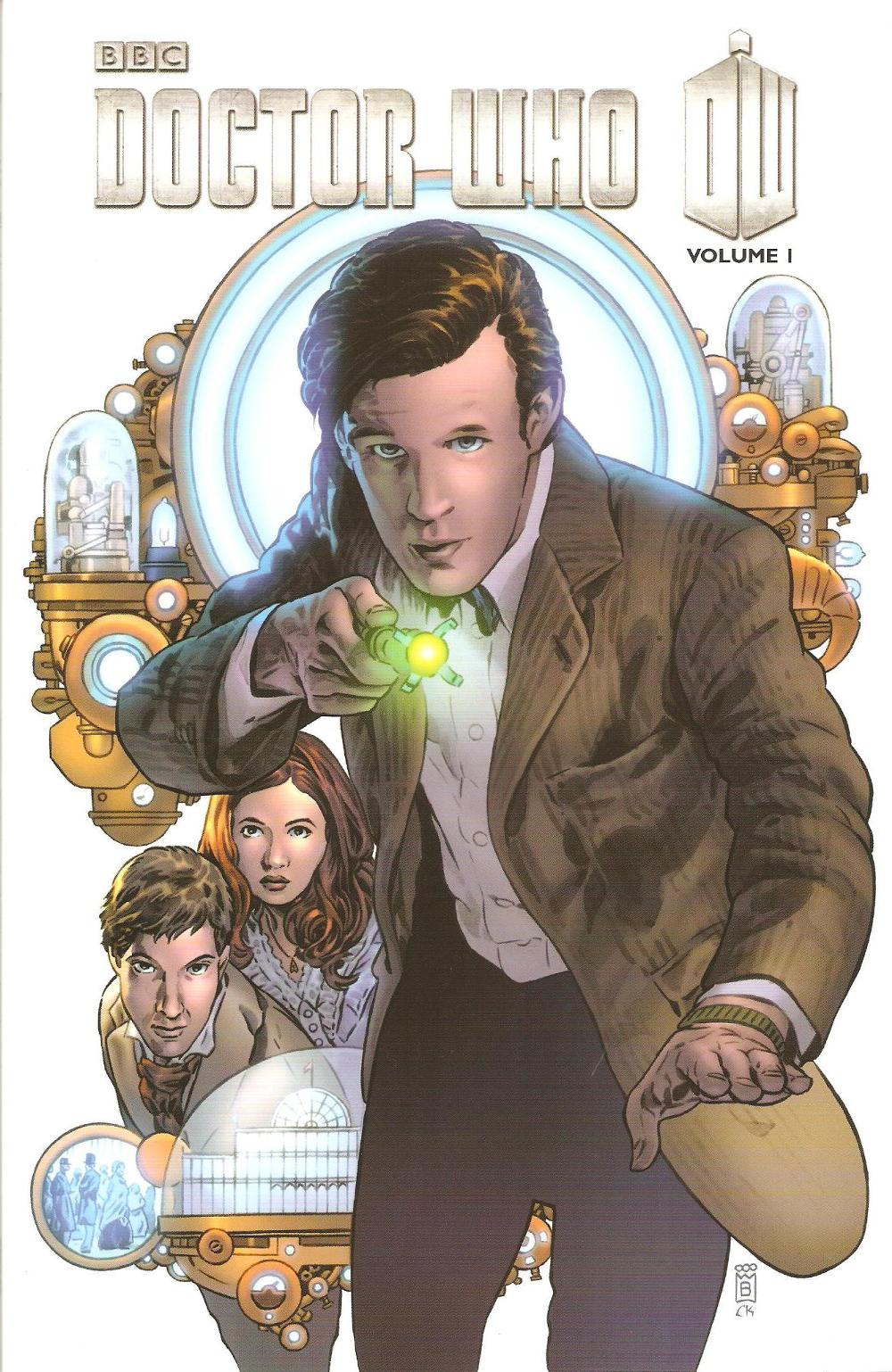 Hypothetical Gentleman (Series 3 Vol 1) (Credit: IDW)