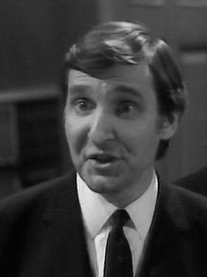 Neville Barber (1931-2002) - Image Credit: BBC