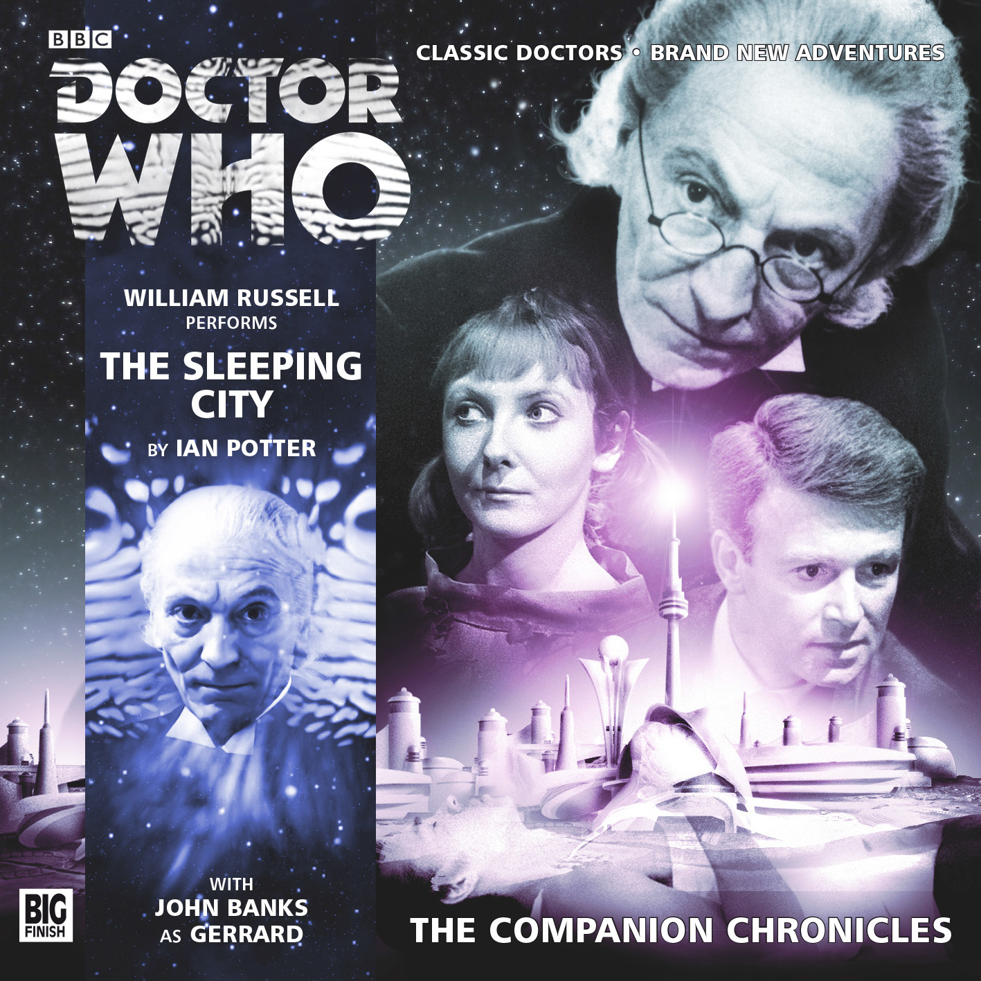 The Sleeping City. Big Finish
