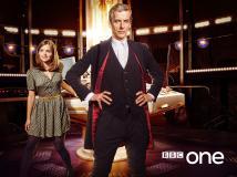 Doctor Who Series Eight (Credit: BBC/Ray Burmiston)