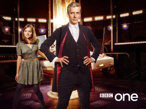 Doctor Who Series Eight (Credit: BBC/Ray Burmiston)