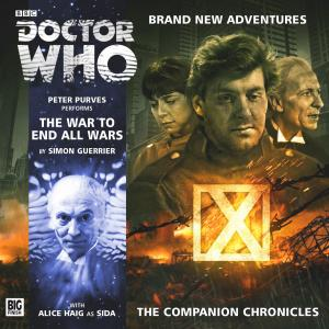 The War To End All Wars (Credit: Big Finish)