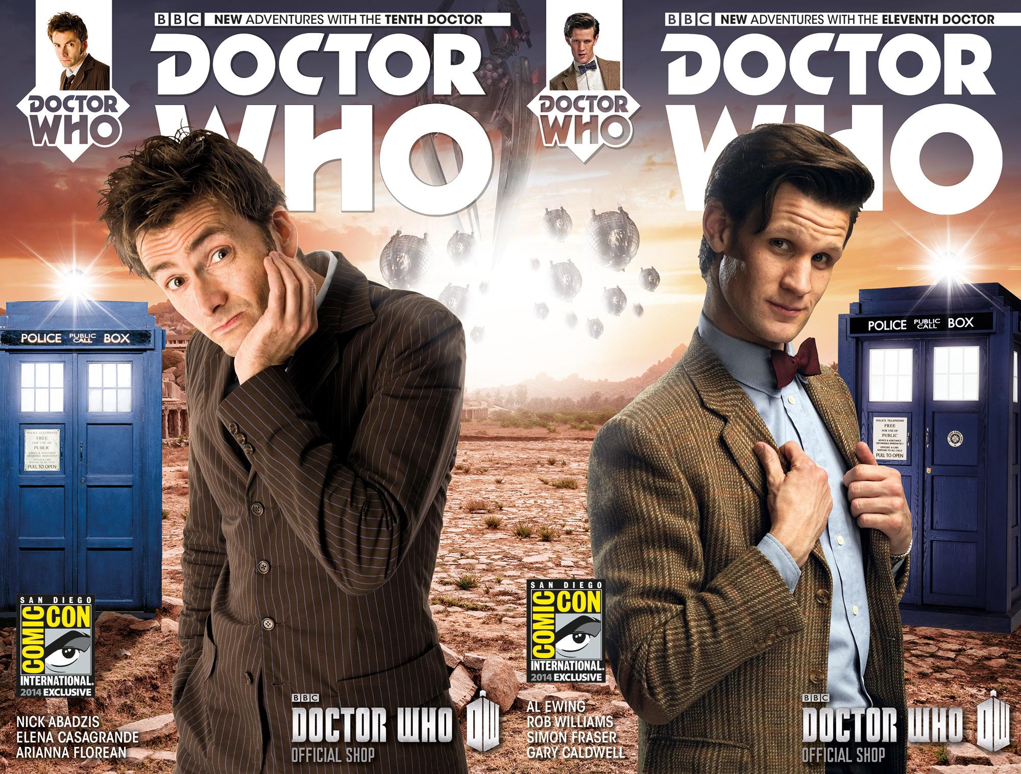 BBC Shop Variant (Credit: Titan)